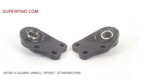 Astra III Calibra Offset Uniball With Standard Pins