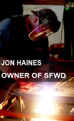 Jon Haines Owner Of SuperFWD