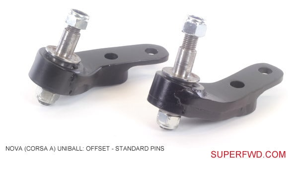 Nova (Corsa A) Offset Uniball With Standard Pin