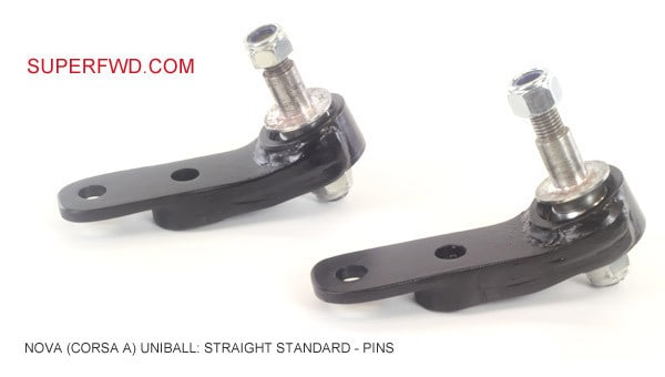 Nova (Corsa A) Straight Uniball With Standard Pin